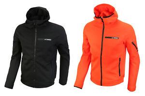 Details zu Adidas Climaheat Ultimate Fleece Jacket (BS2534 CD8806) Hoodie Terrex Hood Top