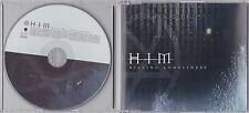 H.I.M. (HIM Vile Valo H*I*M) - Killing Loneliness - Scarce 2005 UK 1trk promo CD