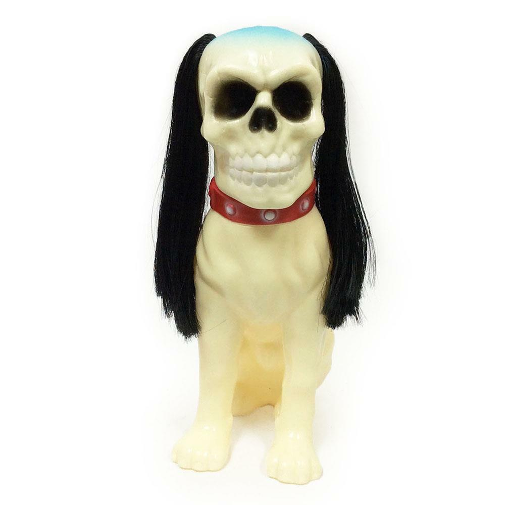 SKULL VERSION JINUomoKEN 1ST EDITION VINYL FIGURE AWESOME TOYS