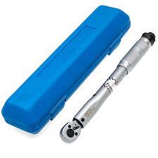 Drehmoment Schlüssel 1/4 Zoll 5-25 NM Drehmomentenschlüssel Werkzeug BGS
