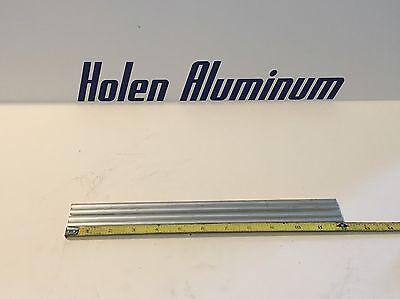 """4 Pieces 5//16/"""" X 12/"""" Aluminum Round Rod Solid 6061-T6"""