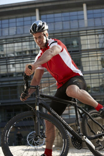 James/&Nicholson Herren Radtrikot Kurzarm S M L XL 2XL 3XL Fahrradtrikot Trikot