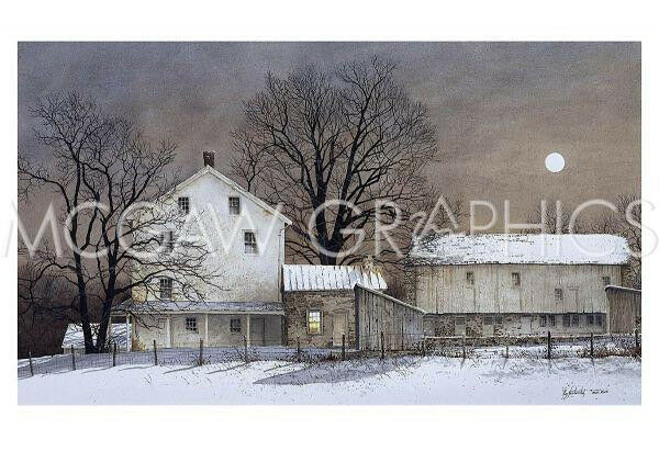 by Ray Hendershot Country Poster 13x19 STILL LIFE ART PRINT Apple Butter