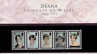 GB - 1998 - DIANA - PRINCESS OF WALES - PRESENTATION PACK
