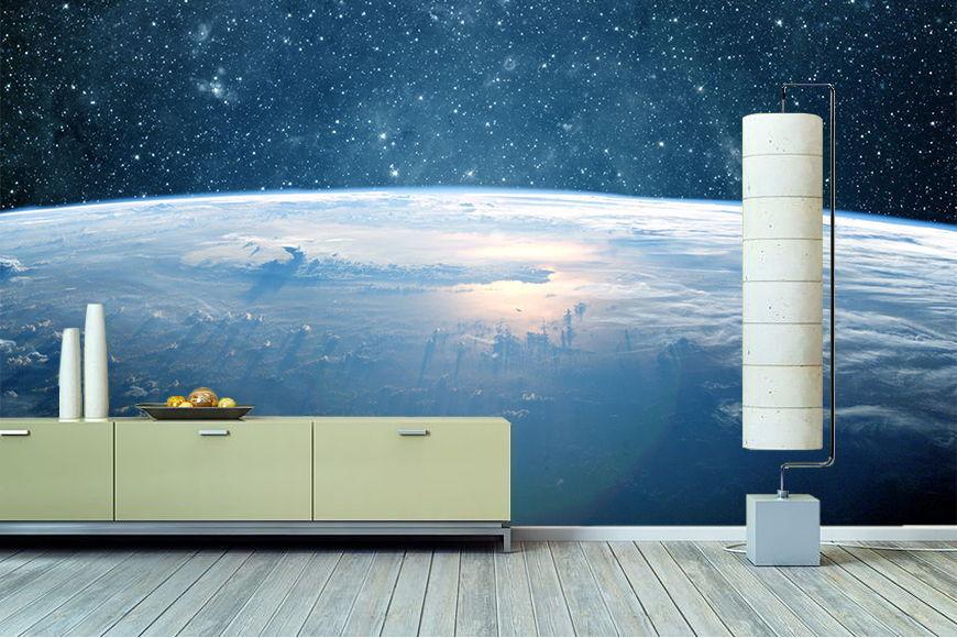 Vlies Fototapete  Planet Erde  ab 120x80cm