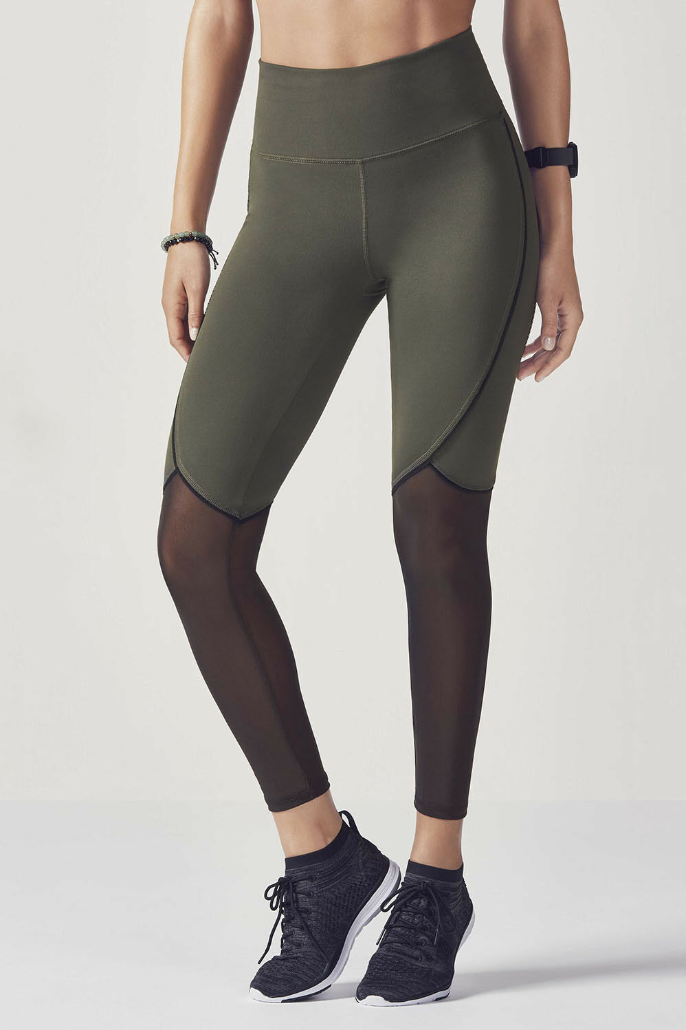 FABLETICS HADLEY HIGH-WAISTED 7 8 CAPRI, SIZE L, NEW, RRP