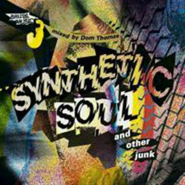 DOM THOMAS synthetic soul and other junk (CD, Album) Mixed, Psychedelic Rock,