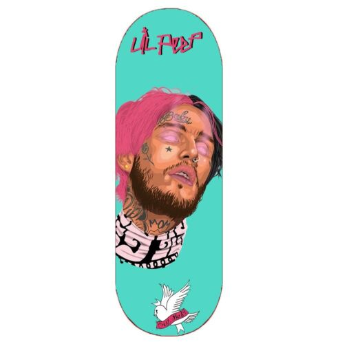 Professional touche Kit 34 mm Board /& Camions Lil Peep Memorial ensemble complet