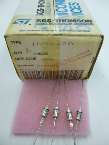 3 pezzi//3 pieces 1n5642a Transil Diodo 250a unidirectional 1.5kw 24v do-13 NEW *