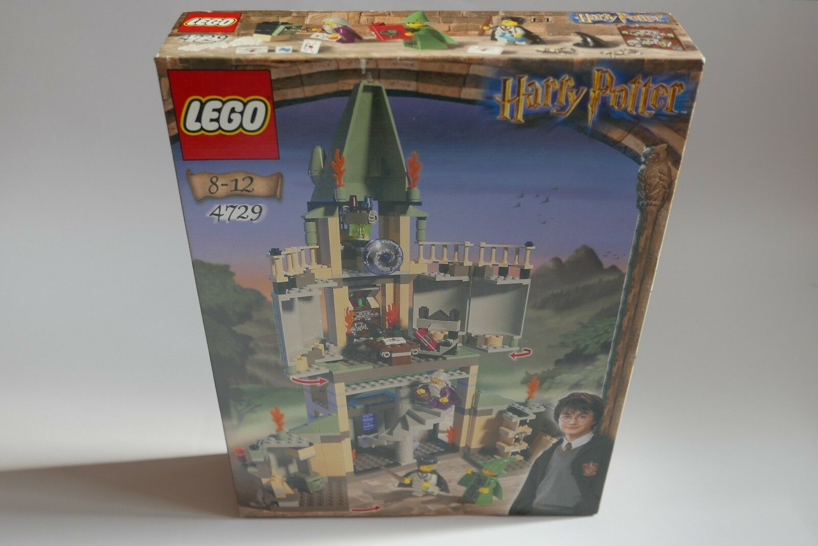 LEGO Harry Potter 4729 Silente's Office NEW SEALED RARE