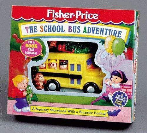 The School Bus Adventure : A Squeaky Storybook with a Surprise Ending