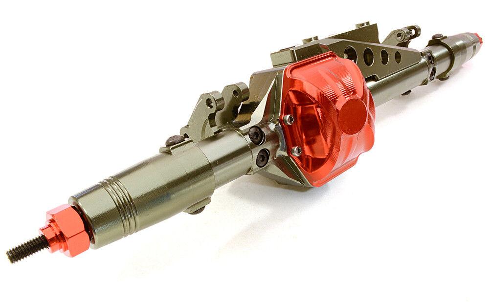 INTEGY RC OBM-1224GUN completare  R Axle Assembly for Axial 1 10 RR10 Bomber 4WD  compra nuovo economico