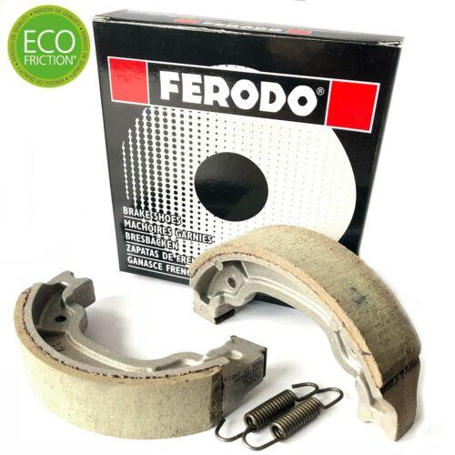 HONDA CR 125 RA 1980 Eco Friction Ferodo Rear Brake Shoes