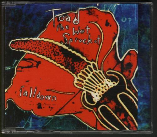 1 of 1 - TOAD THE WET SPROCKET Fall down 4 TRACK AUSTRIA CD SINGLE w live tr