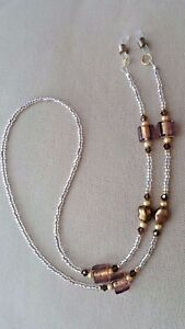 BROWN-SHIMMERING-CRYSTALS-MADE-WITH-SWAROVSKI-EYEGLASS-CHAIN