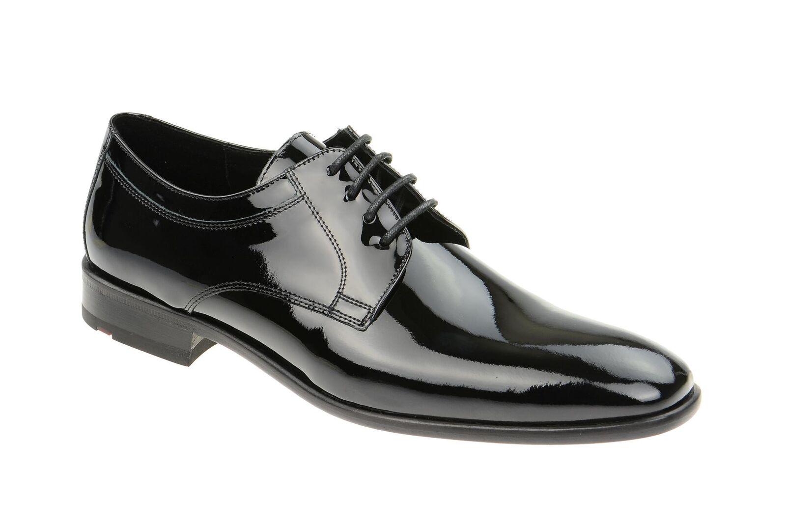 LLOYD Schuhe Halbschuhe FREEMAN schwarz Herrenschuhe elegante Halbschuhe Schuhe 29-842-20 NEU 75e85a