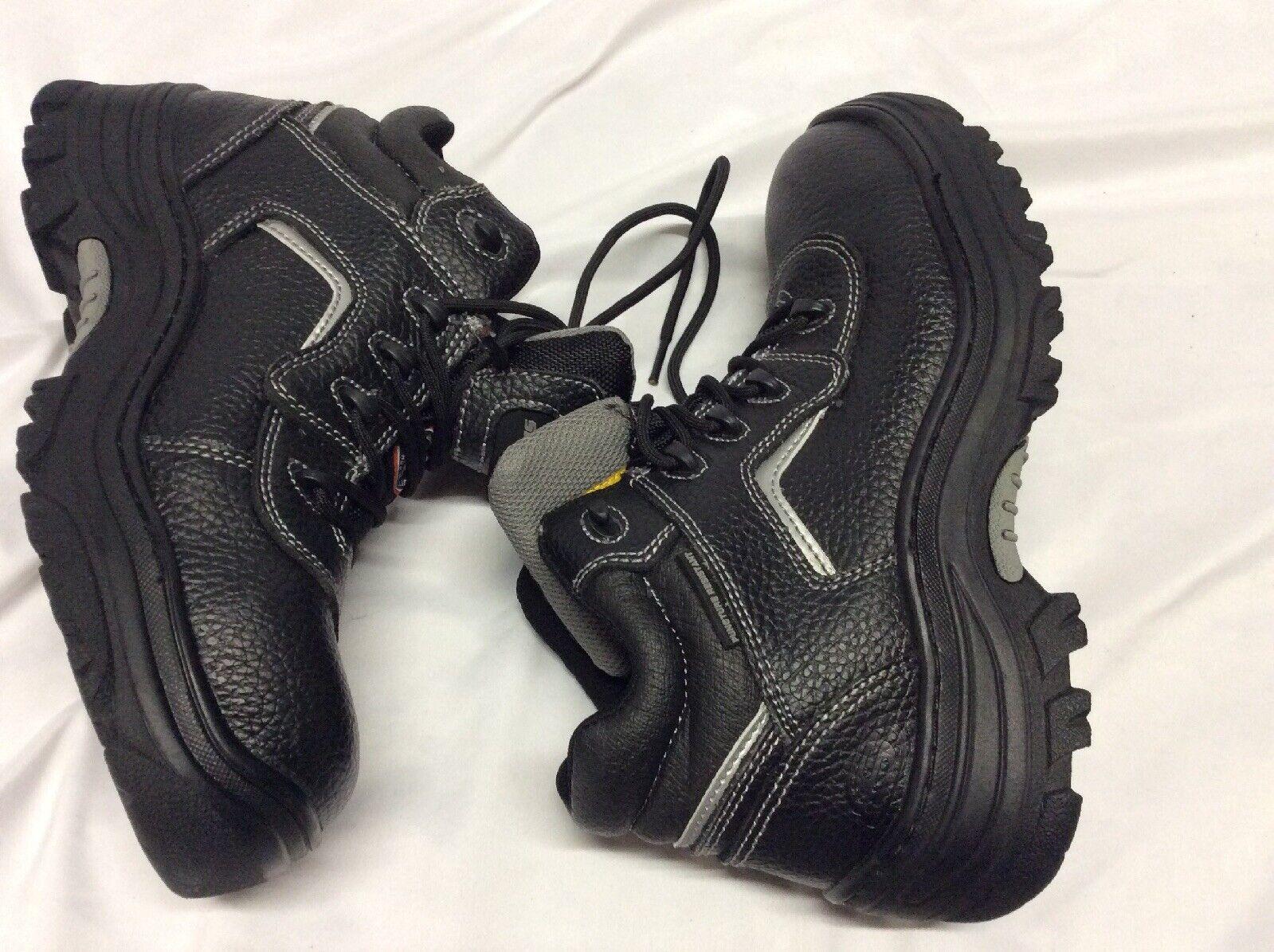 Skechers Men's WaterProof Work Boots Size 9 Steal toe.Aircooled Memory Foam.X1