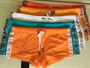 Slip Parigamba Mare Emporio Armani Costume Da Bagno Prezzo Ridotto Ebay