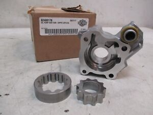 Details about Harley Davidson Touring Milwaukee Eight 107 Oil Pump  Incomplete 62400141