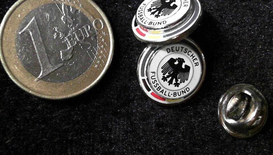 Fußball Lizenz Logo Pin Badge DFB Deutscher Fußball Bund