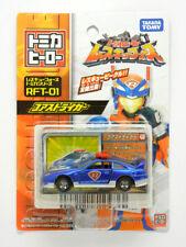 Toys & Hobbies 2007 Takara Tomy Japan Diecast Tomica Hero Rescue Rft-01 Core Striker