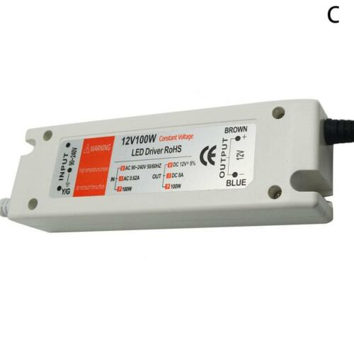AC 240V zu DC12V LED Treiber Netzteil Transformator für LED-Streifen