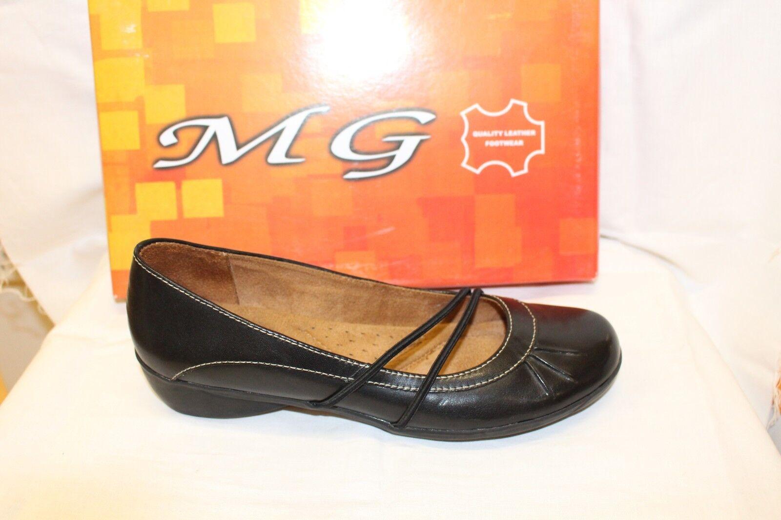 LADIES SHOES FOOTWEAR - MG slip on shoe Roast black