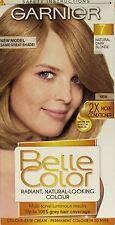 6 X Garnier Belle Color Permanent 7 Natural DARK Blonde