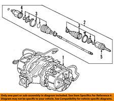 Genuine Honda 42311-TP7-A01 Driveshaft Assembly Left