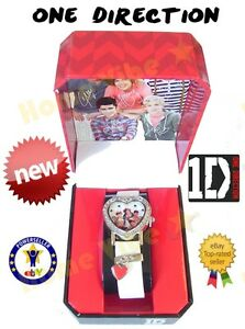 NEW-ONE-DIRECTION-HEART-CHARM-WATCH-WHITE-1D-OFFICIAL-GIFT-BOX-GIRLS-TEEN-FAN