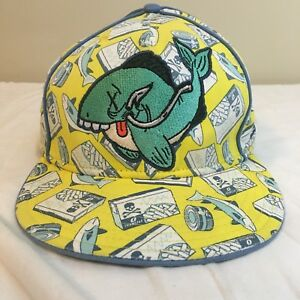 53b0bb42750 Image is loading New-Era-59fifty-Animal-Cannibal-Salmanella-Collection -Fitted-