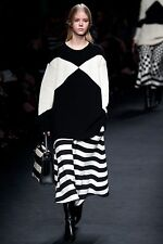 VALENTINO WOOL RUNWAY SWEATER DRESS...SZ L...NWT