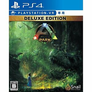 Studio-Wildcard-ARK-Park-VR-Deluxe-ed-SONY-PS4-PLAYSTATION-4-JAPANESE-VERSION