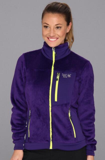 Mountain Hardwear Monkey Woman 200 Polartec Jacket, XS/M/L Purple - $150 NWT!