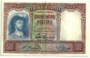 BILLETE-DE-500-PESETAS-DE-1931-MBC-ELCANO-SIN-SERIE