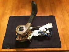 Teleflex/Morse concealed side mount control box.