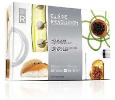 Molecule-R CUISINE R-EVOLUTION: 30pc Molecular Gastronomy Kit