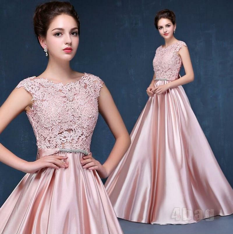 Fashion Ladies Long 5 color Evening Formal Party Prom Gown Bridesmaid Host dress