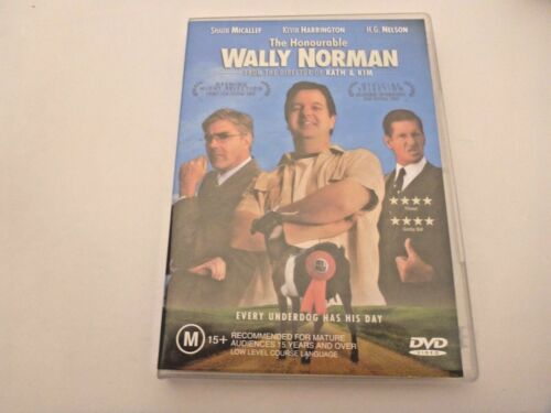 1 of 1 - The Honourable Wally Norman (DVD, 2004) Region 4
