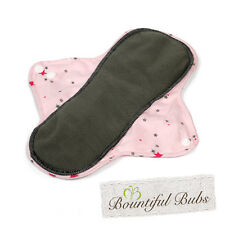 Washable Cloth Pads, Bamboo. Menstrual, Maternity and Incontinence Pads