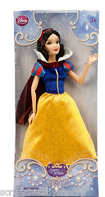 Disney Store Princess Snow White Doll Classic Collection 2014