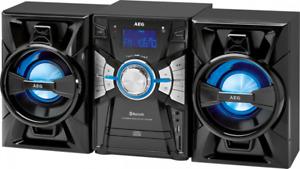Stereoanlage mit CD/MP3, Radio, USB, AUX-In und Bluetooth AEG MC 4465 BT