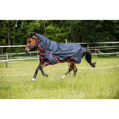 cheval participation tapis fixe cou combo 600 deniers, EKKIA NORTON 200 g