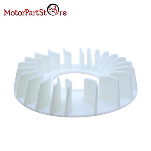 White Cooling Engine Fan 18HP 20HP 24HP V Twin Fits For Honda GX610 GX620