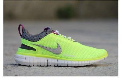 nike free og 14 br WMNS Nike Free OG '14 BR Volt Metallic Silver Green 644450-700 ...