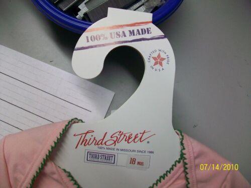PIECE 1 @AC-SC THIRD STREET SPORTSWEAR NEW SWEET BRIAR COLLEGE PINK INFANT ONE