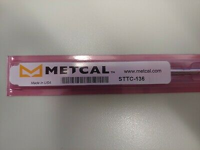 Metcal Soldering Tip Cartridge Chisel 30degrees 2.5mm Tip Size STTC-836 NEW