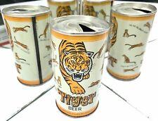 Nice Tiger Beer Pull Top Can - USBC II 130-07  - RARE Pull Tab Jax Louisiana