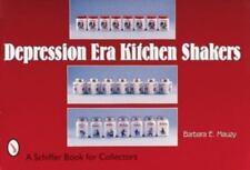 Depression Era Kitchen Shakers by Barbara E. Mauzy (2000, Paperback)