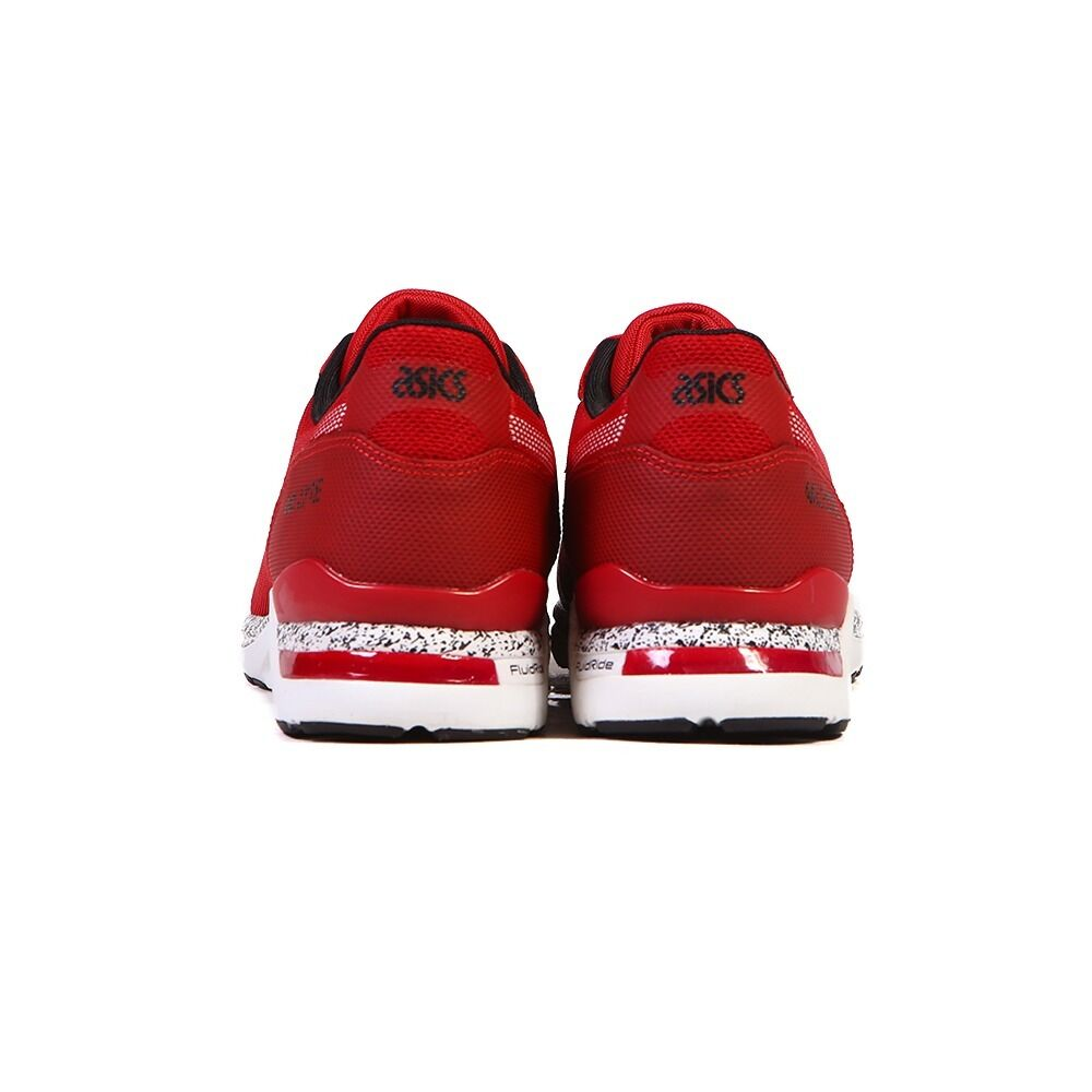 ASICS GEL LYTE EVO NT HN544 2301 MENS RUNNING SHOES RED/WHITE